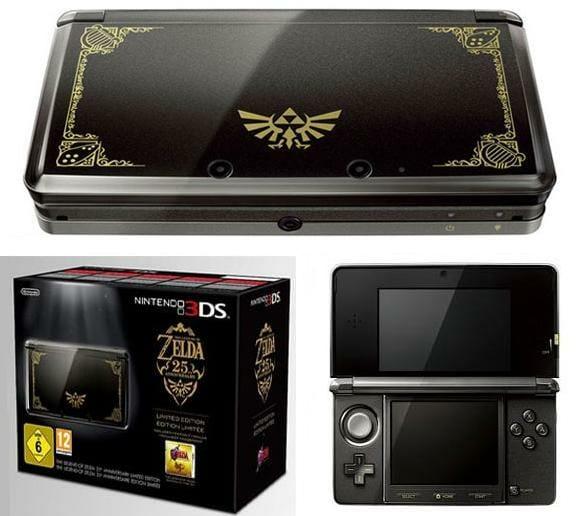 Nintendo lança edição especial do Nintendo 3DS em comemoração aos 25 anos de Zelda
