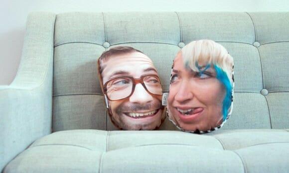 PillowMob - A almofada que é a sua cara!