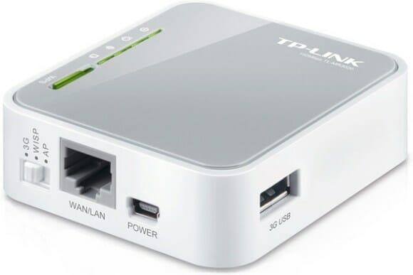 Novo mini roteador 3G da TP-Link pode ser carregado no bolso!