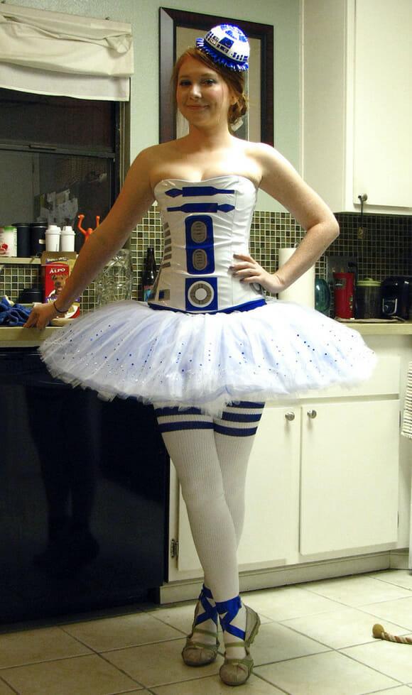 Será que Star Wars combina com Ballet?
