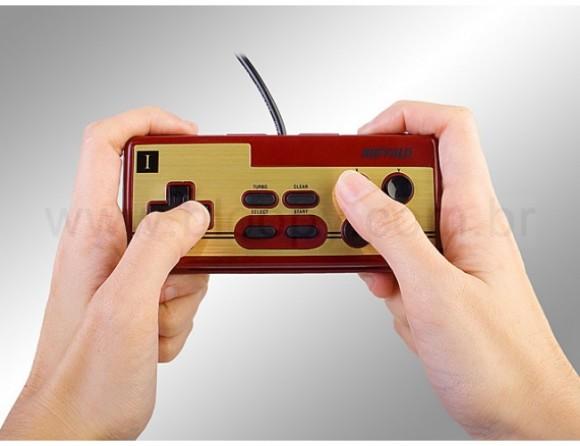 Dica de presente Natal Geek: Controle USB Nintendinho 8-bits para PCs