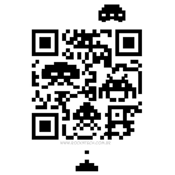 FOTOFUN - QR Code Invaders