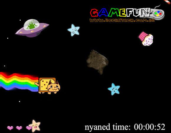 GAMEFUN - Nyancat