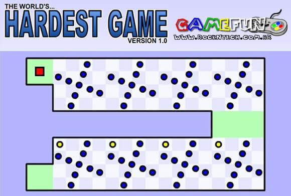 GAMEFUN - The World's Hardest Game (O game mais difícil do mundo)