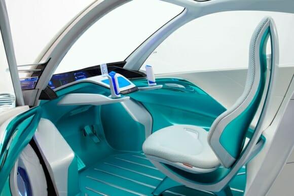 Novo carro conceito da Honda pode ser controlado pelo smartphone