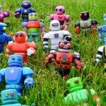 """Na """"My Robot Nation"""" você mesmo monta seu próprio robô antes de comprá-lo! (vídeo)"""