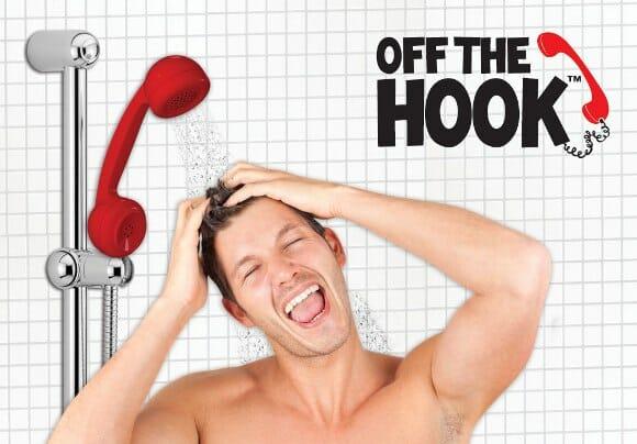 Ducha Telefone é super indicada para os que ficam horas pendurados no telefone
