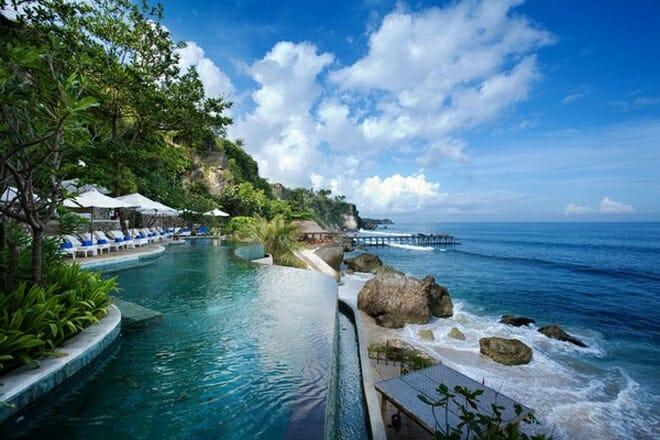 AYANA Resort e Spa, indonésia - Piscina 2