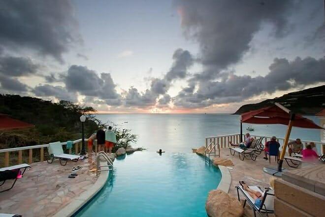 Divi Little Bay Beach Resort, EUA