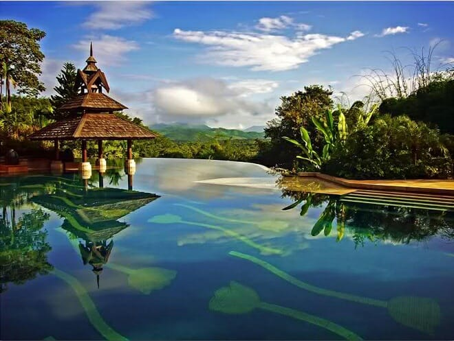 Golden Triangle Resort, Tailândia