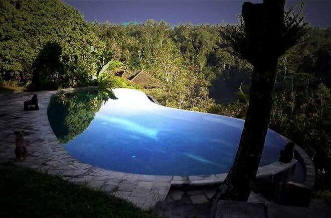Murnis Villa Ubud, Indonésia