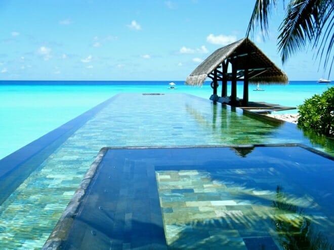 Hotel Paradise, Ilhas Maldivas