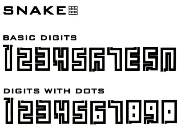 "Relógio de pulso baseado no game ""Snake"" mostra as horas no estilo do game"