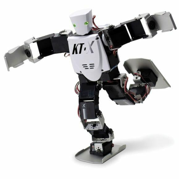 Robô acrobata de brinquedo: Todos querem, mas poucos podem ter um