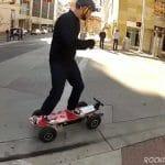Estúdio equipa skate elétrico com um Kinect. O resultado é Sensacional! (vídeo)