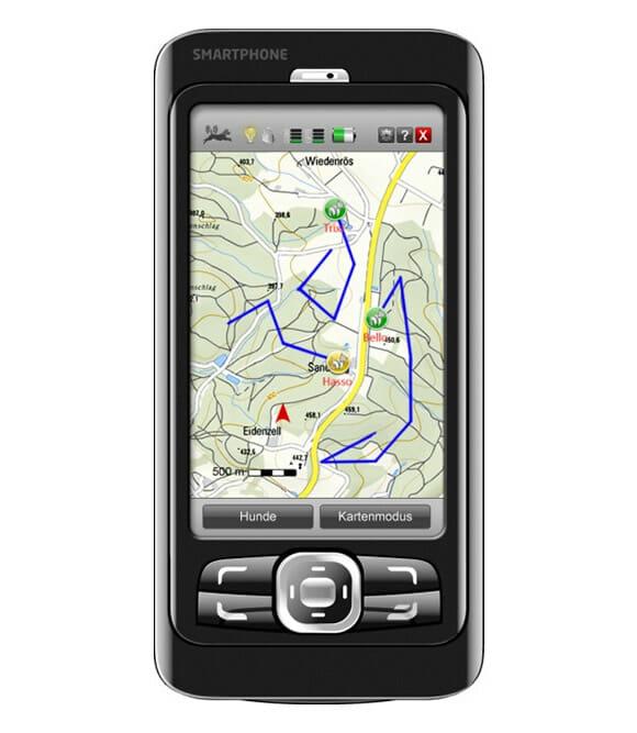 Colar eletrônico permite descobrir onde seu cachorro está via GPS usando seu smartphone