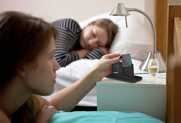 Despertador inteligente acorda só você, e não todo mundo da casa