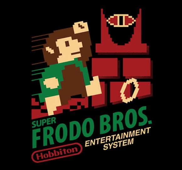 FOTOFUN - Super Frodo Bros