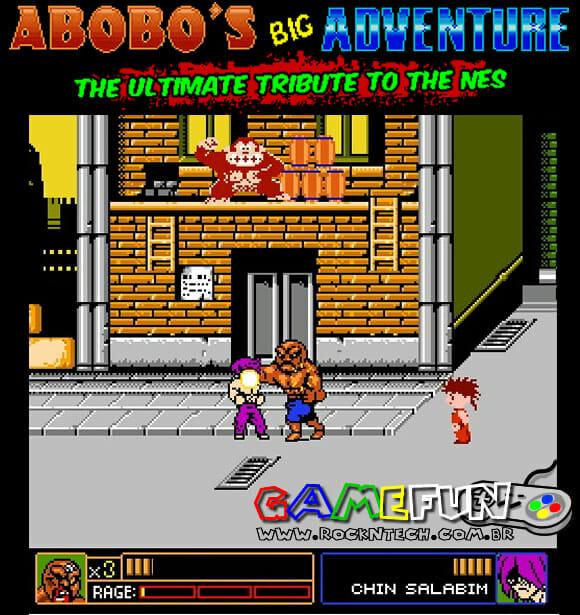 GAMEFUN - Abobo's Big Adventure