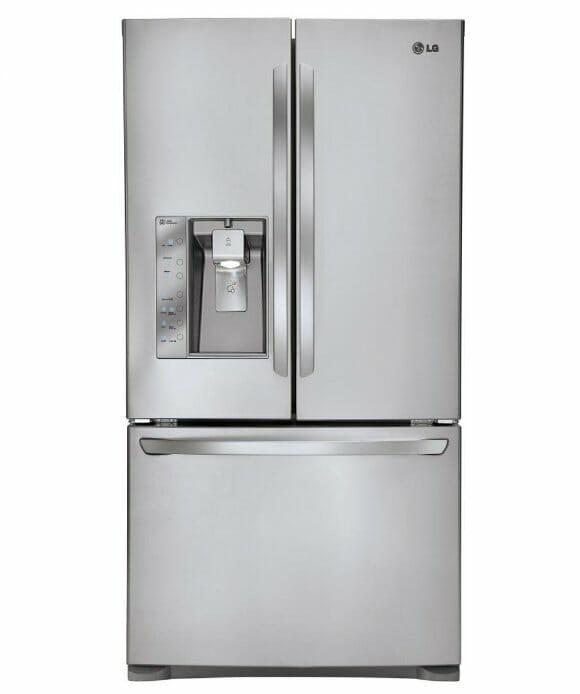 Nova geladeira da LG refrigera uma lata de cerveja em 5 minutos