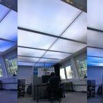 Pesquisadores inventam teto de LEDs capaz de recriar o céu natural em ambientes fechados