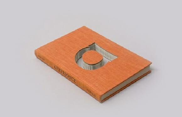 Isso é incrível do dia: Livros esculpidos e transformados em objetos