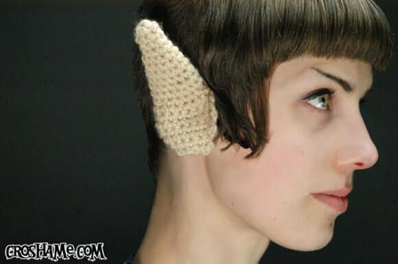 Orelhas de Spock para proteger os ouvidos nos dias frios