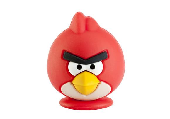 Pen drives Angry Birds da Emtec: Mais que um gadget, um item de colecionador!