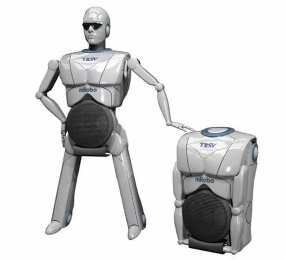 Empresa cria robô inspirado no astro juvenil Justin Bieber