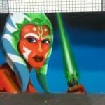 Skatepark tem pistas decoradas com personagens de Star Wars (com vídeo)