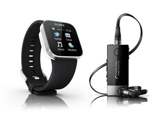 Novo relógio de pulso e MP3 da Sony se conecta com seu aparelho Android (vídeo)
