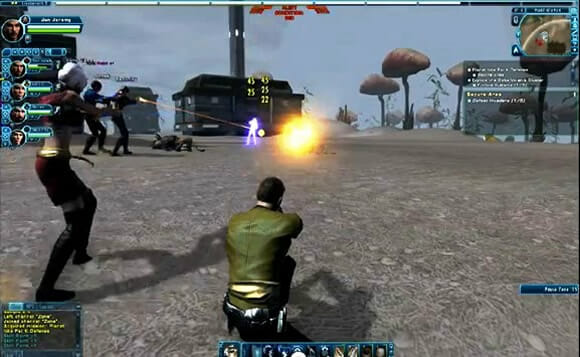 O jogo Star Trek Online agora é Free! (vídeo)