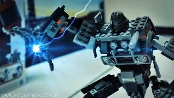 VIDEOFUN - Stop Motion Transformers: Autobots VS Decepticons