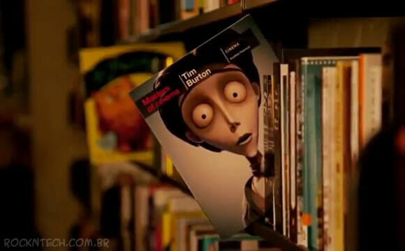 VIDEOFUN - Stop motion na livraria