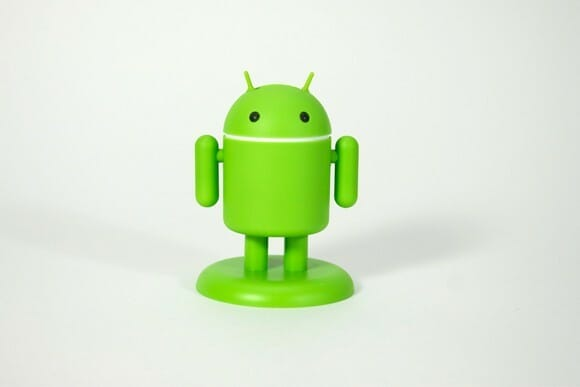 Andru: Um carregador USB em forma de Android para donos de aparelhos Android