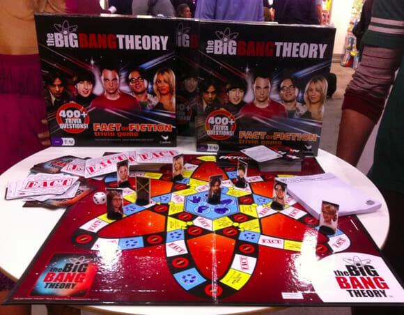 Bazinga! Conheça o jogo de tabuleiro da série The Big Bang Theory!