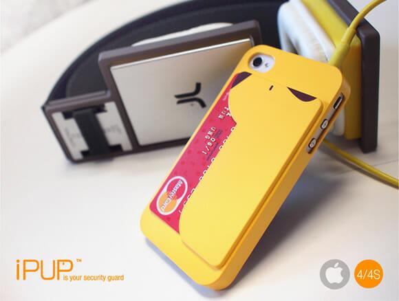 Capa para iPhone permite guardar seus cartões de crédito junto a ele com segurança