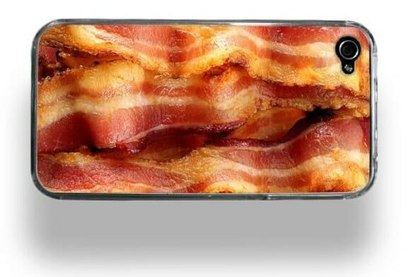 Capas para iPhone para quem é bom de garfo