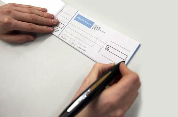 Pesquisadores inventam novo método de pagamento: Cheque elétrico!