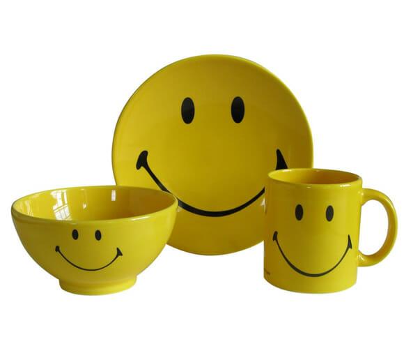 Sorria! Seu café da manhã pode ser devorado :)