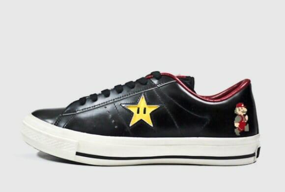 Converse lançará em 2012 mais um tênis para fãs de Super Mario