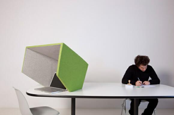DESKSHELL é a parafernália ideal para donos de notebooks que querem ter privacidade