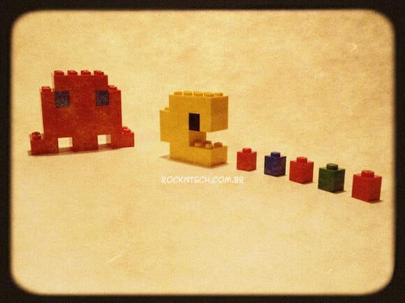 FOTOFUN - Pac-lego