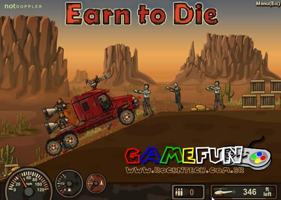 GAMEFUN - Earn to Die
