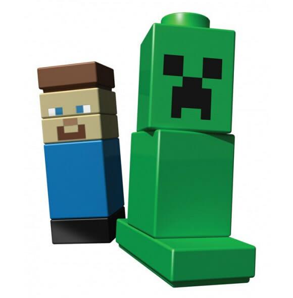 LEGO Minecraft foi oficialmente lançado e já pode ser encomendado!