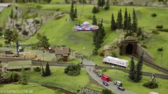 Miniatur Wunderland: Uma viagem pelo maravilhoso mundo das miniaturas (vídeo)