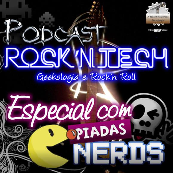 Podcast R'NT 0095 - Especial com participação do @PiadasNerds!