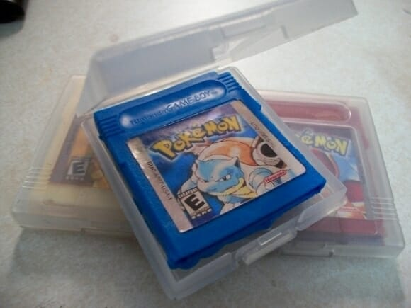 Sabonetes imitam cartuchos de consoles da Nintendo