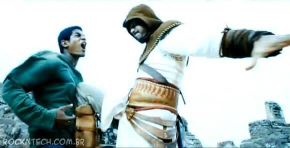 """""""Assassin's Creed: O Filme"""" é cômico, criativo e sensacional! Assista! (vídeo)"""