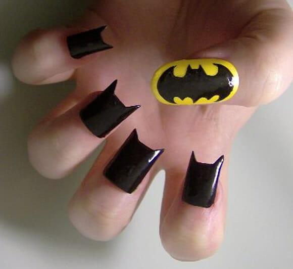 Moda geek: Bat Unhas!